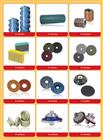 Diamond Rollers & Polishing Pads