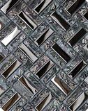 Mosaic, Stainless Steel Mosaic Tile, Metal mosic tile