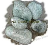 Green Pebble Stone
