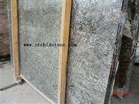grey shiny star granite