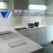 Beautifull Artificial Stone Corian Solid Surface Kitchen Counter Top