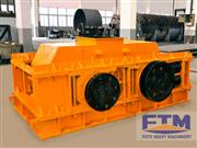 Double Toothed Roll Crusher Mining/Roller crusher/Double Roller Crusher Manufacturer