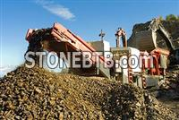Mobile Crushing Plants/Mobile Crusher Manufacturers/Mobile crusher