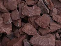 Bulk Aggregates # 2 Red / Brown Stone