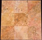 Durango Peach Honed Travertine