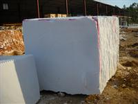 Natural White Marble Blocks