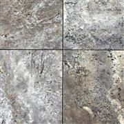 Afyon Silver Travertine Tumbled