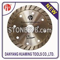 HM25 Turbo Hot Press Diamond Saw Blade