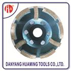 HM63 Laser Welded Diamond Cup Wheel