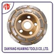HM49 Double Row Cup Grinding Wheel