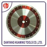HM42 Laser Welded Diamond Saw Blade For Hard Marble