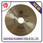HM24 Rim Hot Press Diamond Saw Blade