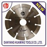 HM23 Segmented Hot Press Diamond Saw Blade