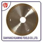 HM16 Continuous Rim Diamond Blade For Ceramics