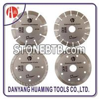 HM02 Professional Diamond Circular Saw Blade For Marble Cutting