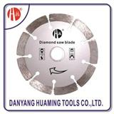 HM01 Segmented Diamond Blade For Cutting Stone