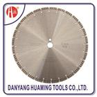 HM41 Laser Welded Diamond Saw Blade For Asphalt