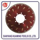 HM21 Turbo Cutting Diamond Blades With Protect Teeth
