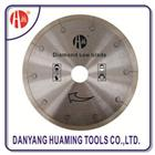 HM28 Fishhook Tooth Hot Pressed Sintered Diamond Saw Blade For Ceramic