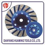 HM57 Diamond Cup Wheel With M14 For Grinding Concrete