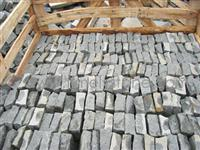 Granite Paving Stone / Cobblestone(Black Cubes)