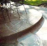 multi cut patio