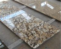 Golden Chocolate Granite Countertops