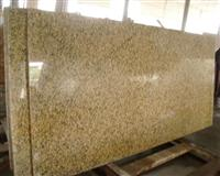 Tiger Skin Yellow Prefab Countertop
