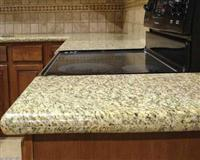 G638 Tiger Skin Yellow Countertop