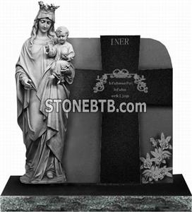 Carving Tombstone 031