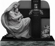 Funeral Tombstone 029