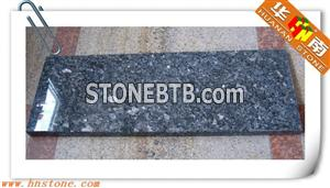 Blue Pearl Granite Stairs and Steps