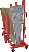 aardwolf UNIVERSAL SLAB BUGGY tools for moving stone, construction, equipment, machinery, granite, glass, work site