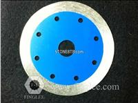 Sintered Continuous Rim Ceremic Porcelain Blade