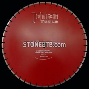 650mm Laser Welded Saw Blades for Green Concrete