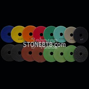 75mm Diamond Wet Polishing Pad