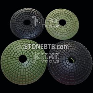 Diamond Convex Polishing Pad