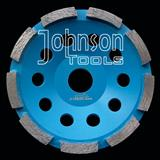 Diamond 125mm single row cup wheel