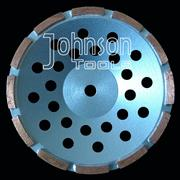 180mm single row cup wheel