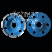 100mm diamond Single Row Cup Wheel