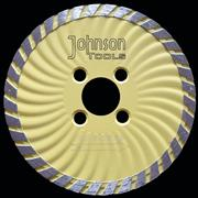 115mm sintered turbo wave saw blade
