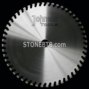 650mm Saw Blade with Tapered U