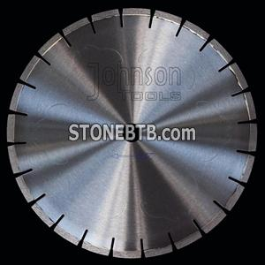 350mm Diamond  Laser low noise saw blade