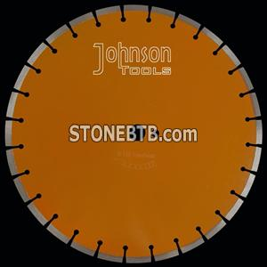 400mm Laser Cutting Blade for Green Concrete