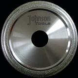 OD200mm Electroplated Diamond Profile Wheel: Diamond Grinding Tool