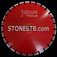 450mm Laser Saw Blade for Green Concrete