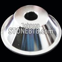 OD105mm Electroplated Diamond cup wheel