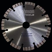 150mm Laser turbo saw blade