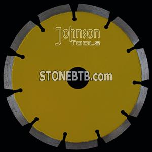 150mm Diamond  Laser Saw Blade For Concrete