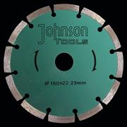 150mm Sintered Segment Saw Blade